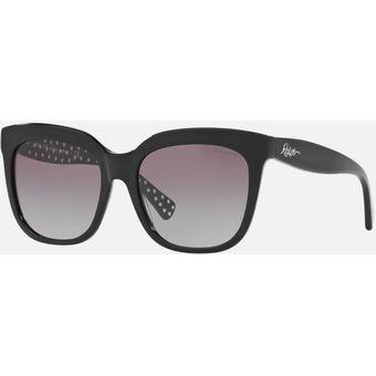 25843034c4274 Compra Gafas Ralph Lauren Acetato Negro Mujer online
