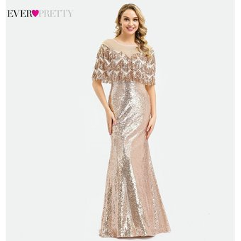 Vestidos De Noche De Oro Rosa Siempre Bonito De Dubai Vestidos De No