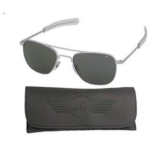 fded0e8590 Lentes Sunglasses American Optical Original Pilot AO Aviator MATTE
