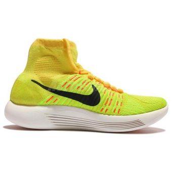 Lunarepic Nike Mujer Deportivos Amarillo Compra Flyknit Zapatos AgpwnZtqI