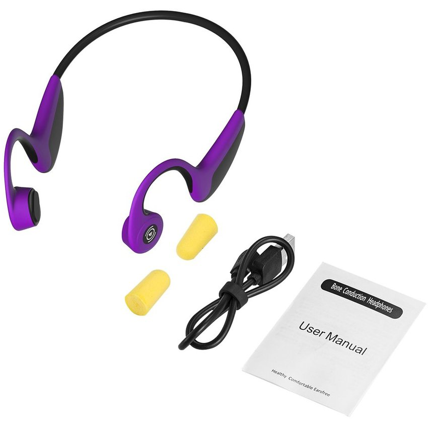 ER Auriculares De Alta Calidad-purple