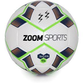 Balón Zoom FÚtbol Z5421 No.5 Professional Verde 445bfabcacbfe