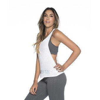 c37a2dee3549d Compra Camiseta Deportiva Danfive Para Mujer-Blanco online