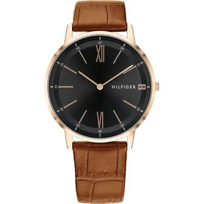 a512e42123a Tommy Hilfiger - Reloj 1791516 Analog Black Sport Quartz para Hombre