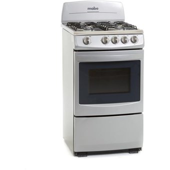 Compra estufa mabe 20 em5131baps0 gris online linio m xico - Estufas de gas para interior ...