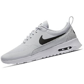 0801f6f92 Zapatilla Nike Air Max Thea Para Dama - Blanco Humo Y Negro