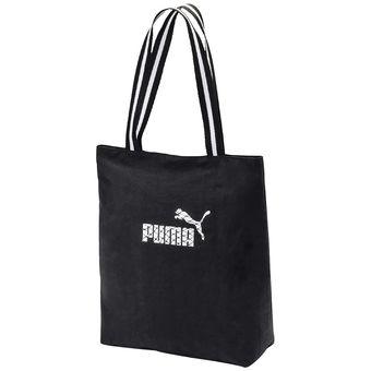 8249cdd783118 Compra Bolso Unisex Puma-Negro 075398 02 Core Shopper online