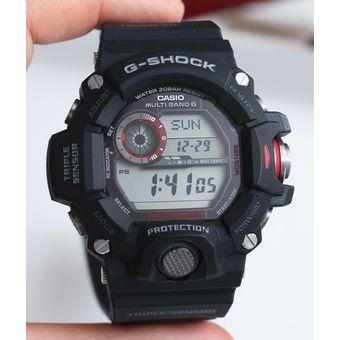 Rangeman Negro 1 Reloj 9400 Shock Solar Gw Digital Hombre Casio G LVpqMGUzS
