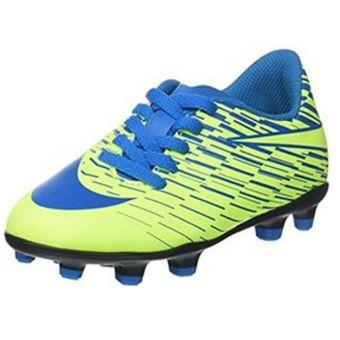 Zapatos Fútbol Niño Nike Jr Bravata II FG Amarillo