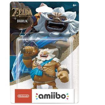 Compra Amiibo Daruk Goron Champion Serie Zelda Breath Of The Wild