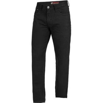 Jhon Garden Pantalon Drill Premium Recto Clasico Negro Linio Peru Co275fa1n0a3slpe