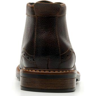 Zapatos Casuales Para Hombre Flexi 400503 Tan
