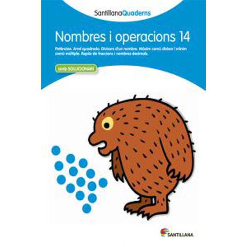 Nombres I Operacions. Educación Primaria. Quadern 14