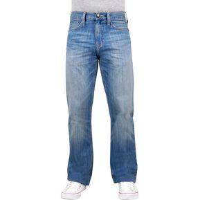 1402b20ac5 Pantalón Mezclilla Para Caballero Innermotion Jeans 3151 - Azul