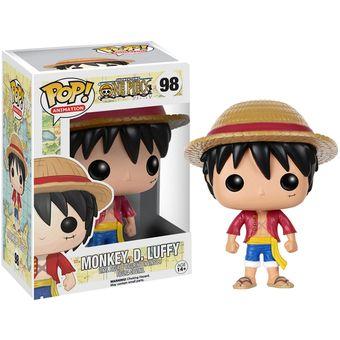 b83b4adc5fe82 Luffy Sombrero De Paja One Piece Funko Pop Anime One Piece Monkey Envio  Gratis INCLUYE BOLSA