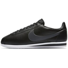 d44786a56a Tenis Running Hombre Nike Classic Cortez Leather-Negro