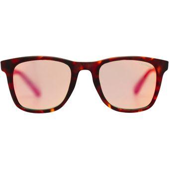 7e854be422 Compra Lentes De Sol Carrera 6000/L (859NR) -Carey/Lente Rojo Espejo ...