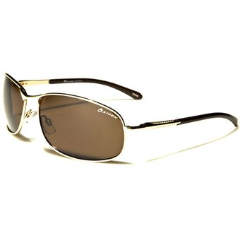 a792c3f351 Agotado Gafas Oxigen Lente Sol Marco Metálico Filtro UV400 - Gold/Café -  OX2815E