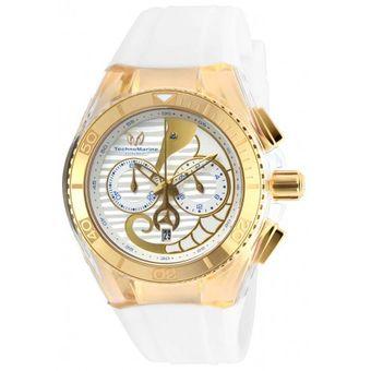 6d1ffb9a728f Compra Reloj Technomarine TM-115003 Blanco online