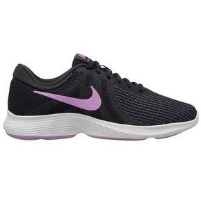 dc7854b2a43 Tenis Running Mujer Nike Revolution 4-Negro con Rosa