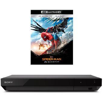 Reproductor de Blu-ray™ Sony Ubp-x700 4K Ultra HD