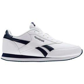 Zapatillas REEBOK ROYAL CL Hombre AR2136 -Blanco 8dc07fbd74b3e