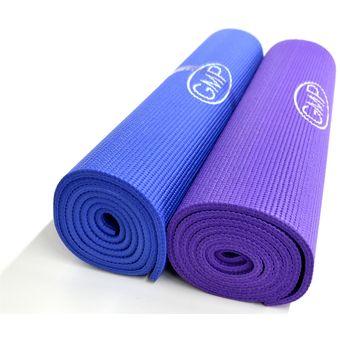 Compra Colchoneta Mat Para Yoga Pilates Sticky PVC 8mm online ... cd39bda20cb2