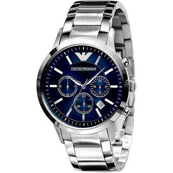 9b504f4363e0 Compra Reloj Emporio Armani AR2448 Para Hombre - Azul online
