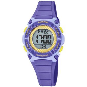 a27dfff61c21 Compra Reloj K5756 7 Morado Mujer Digital Crush Calypso online ...
