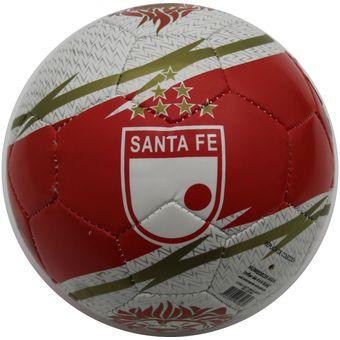 50ddcf1740cff Compra Balon De Futbol Golty Hincha Independiente Santafe - Rojo ...