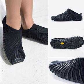 097559141c504 Vibram Fivefingers Furoshiki Unisexo Zapatos De Paquetería -Negro