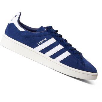 zapatillas adidas hombre casual azules
