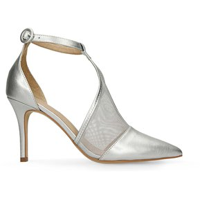 512e79765da Zapatos Vestir Gris BataVarstic R Mujer