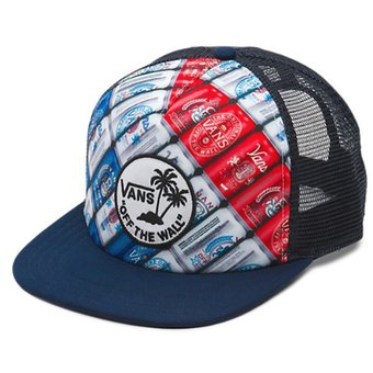 2e4270829bfad Compra Gorra Vans Original Surf Patch Trucker Hat online