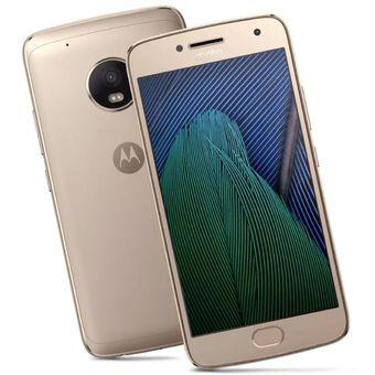 7e78aca8e Compra Celular Motorola Moto G5 Plus Dual Sim 32gb - Dorado online ...
