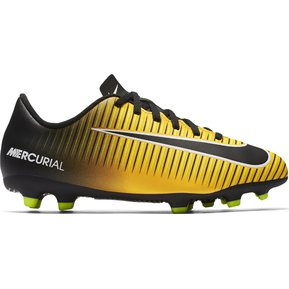 32d8f8286d1 Zapatos Fútbol Niño Nike Mercurial Vortex III-Naranja