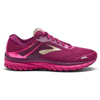 Agotado Zapatillas De Mujer De Correr Brooks Ws Adrenaline Gts 18-Rosa 6839ac704b309