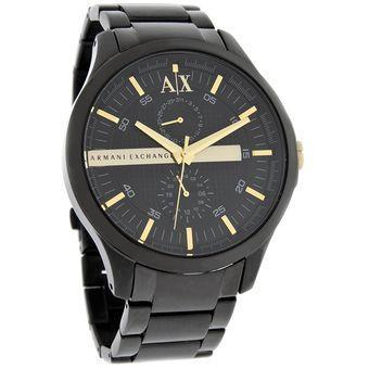 90179e7ae511 Compra Reloj Armani Exchange Cronógrafo AX2121 para Hombre-Negro ...