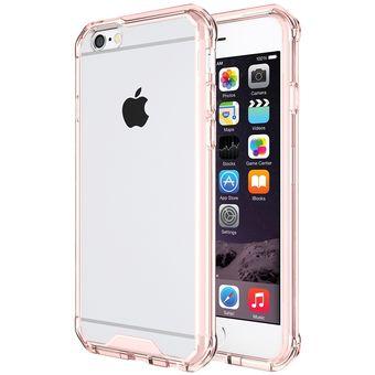f834207e2a7 para el iPhone 6 y 6s shockproof acrilico + TPU transparente estuche  protector de armadura (