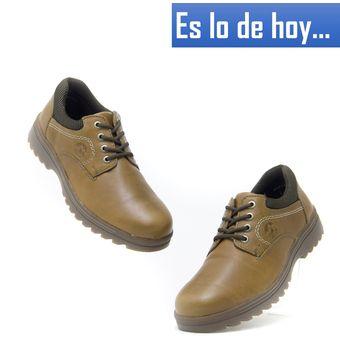 Compra Zapatos Flexi 50705 para Caballero Comodos - Tan online ... 985ae9702f7