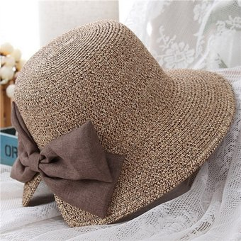 Compra adulto playa Sombrero para el sol Gorra de visera de verano ... 451094f9906