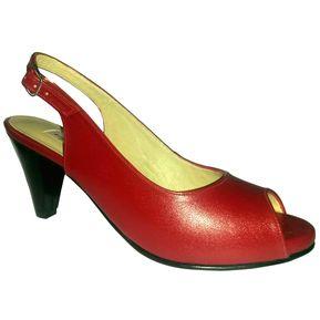 Calzado Mercedes - Tacones Laura - Rojo 1aef6996fd6c