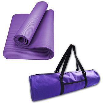 Compra Pack Mat Yoga 12mm + Bolso Con Bolsillo Fabric. Nacional ... 9b59ac97dc51