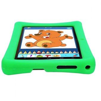 a894e23511 Tablet 7 Pulgadas Niños + Parlante Bluetooth MINION + Gafas + Funda  Silicona Android Verde