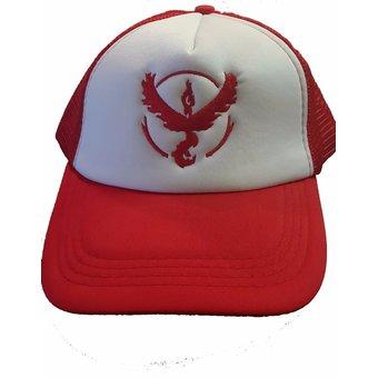 Compra Gorra Pokemon Go Equipo Valor Team Rojo Cap Hat Cachucha ... 0e38a942ea4