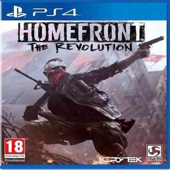 Juego Homefront The Revolution Ps4 Original Sellado