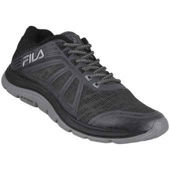 Compra Zapatilla Fila Spirit 2.0 Para Hombre - Negro online  53fbb6c5bff