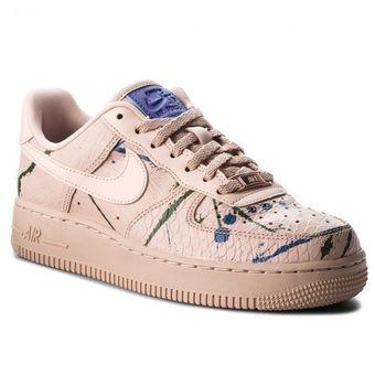 3029a91c0a Zapatillas Nike W AIR FORCE 1 /7 LX Y Mujer 898889 202 beige|Linio ...