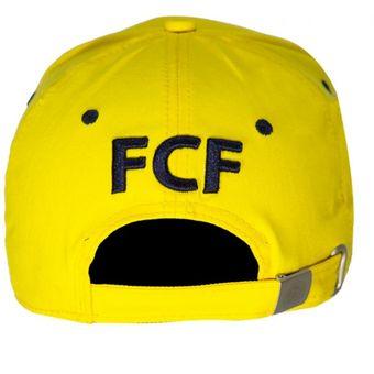 Compra Gorra Selección Colombia Oficial FCFD01 Color Amarillo online ... 40c88931fac