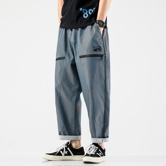 Presidente Sumamente elegante interrumpir  Ropa de calle para hombre, pantalones de chándal de Hip Hop, pantalone(# Silver Grey Color)   Linio Chile - GE018FA17KGWPLACL